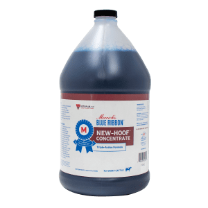 Merricks Blue Ribbon New Hoof Concentrate